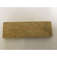 Fire Brick 255mm x 80mm x 25mm - Jindara