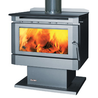 Eureka Opal Discovery Series Freestanding Wood Heater