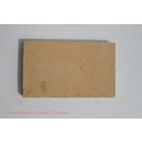 Fire Brick - 270mm x 165mm x 25mm