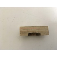 Air Slide Knob (Wood) - Jindara