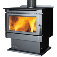 Eureka Miner Discovery Series Freestanding Wood Heater