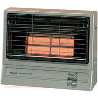 Rinnai Econoheat 850 Portable Radiant Gas Heater