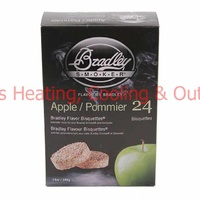Bradley Smoker Bisquettes 24 Pack Apple
