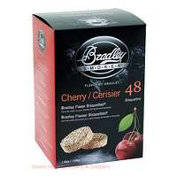 Bradley Smoker Bisquettes 48 Pack Cherry