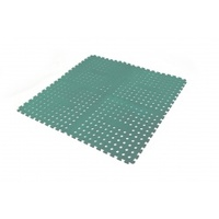 Oztrail Foam Floor Mat - Green (4 Pack)