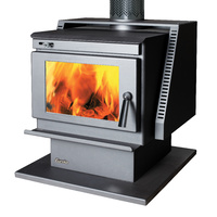 Eureka Nugget Discovery Series Freestanding Wood Heater