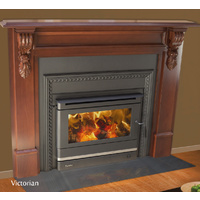 Eureka Victorian Discovery Series Insert Wood Heater