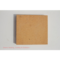 Fire Brick - 190mm x 178mm x 25mm