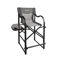Directors Vantage Chair with Side Table - Oztrail