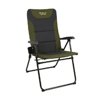 Resort 5 Position Jumbo Chair - Oztrail