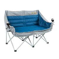 Galaxy 2 Seater Sofa with Arms - Oztrail