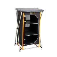 3 Shelf Deluxe Cupboard - Oztrail
