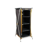 4 Shelf Deluxe Cupboard - Oztrail