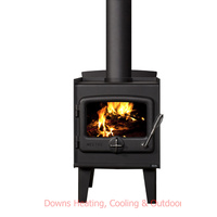 Nectre 15 LE Freestanding Wood Heater