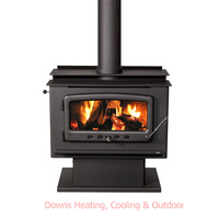 Nectre Mark 2 LE Freestanding Wood Heater