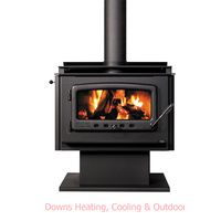 Nectre Mega Freestanding Wood Heater