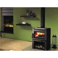 Osburn Matrix Freestanding Wood Heater