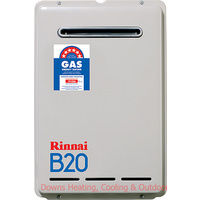 Rinnai B20 Builders Model Gas Hot Water