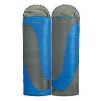 Tasman Twin Pack Sleeping Bag - Oztrail