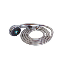 Smarttek 2m Shower Hose & Rose
