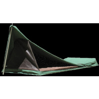 Bluey Traditional King Size Deluxe Swag - Green