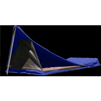 Bluey Traditional King Size Deluxe Swag - Royal Blue