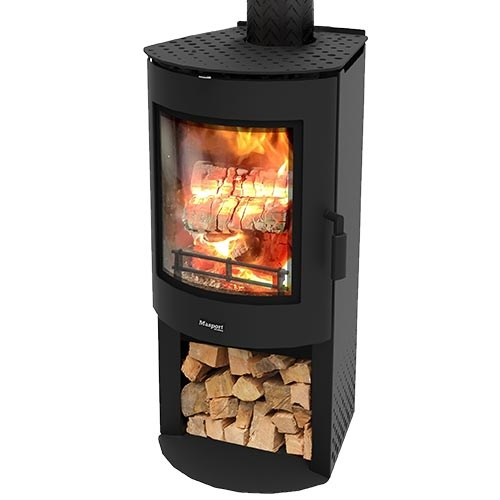Masport Adena Wood Stacker Freestanding Wood Heater
