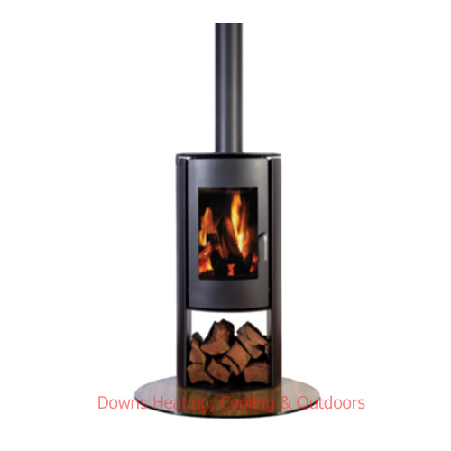 Nectre N60 Naked Freestanding Wood Heater