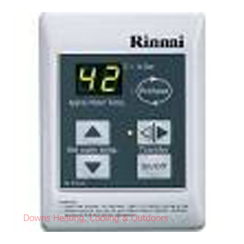 Rinnai Water Controllers