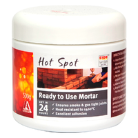 Hi Temp Redi Mortar 500g