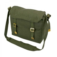 Bag - Canvas Shoulder - Black