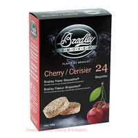 Bradley Smoker Bisquettes 24 Pack Cherry