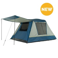 Family 4 Plus Dome Tent - Oztrail