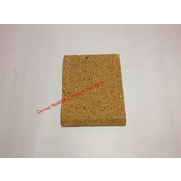 Fire Brick - 205mm x 162mm x 25mm with Chamfer