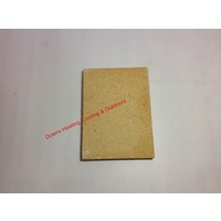 Fire Brick - 200mm x 145mm x 25mm