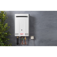 Rinnai Infinity 20 Gas Hot Water LPG 50 Degree