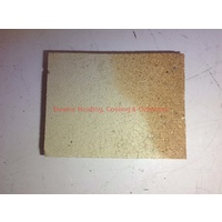 Fire Brick - 215mm x 165mm x 25mm