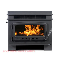 Nectre Inbuilt Wood Heater