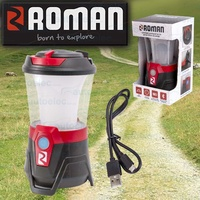 Lantern - LED Rechargeable with Bluetooth Speaker
