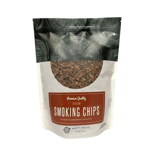 Smoking Wood Chips - 3L Redgum